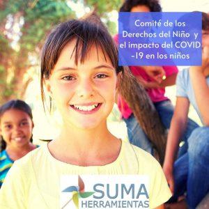 COVID-19 en los niños: efecto físico, emocional y psicológico