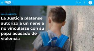 Lee más sobre el artículo Fallo inédito. Derecho a ser Oído del NNyA  #conloschicosNO