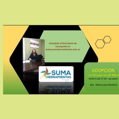 ADOPCION – Dra.  RONDINA