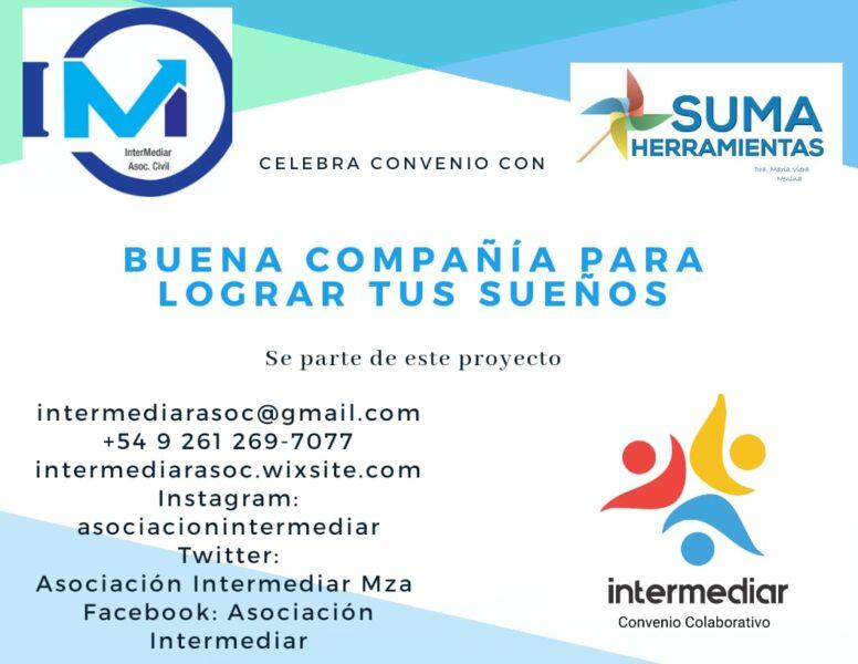 SUMAMOS INTERMEDIAR- La Tarea en Equipo es MEJOR
