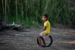 Reimaginemos juntos un futuro mejor.UNICEF