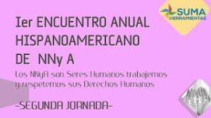 "Protegido: ""1er Encuentro Anual HISPANOAMERICANO de NNy A"" – SEGUNDA JORNADA, 10 DE DICIEMBRE 2020."