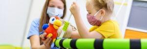 Efectos de la pandemia en los niños y en la familia
