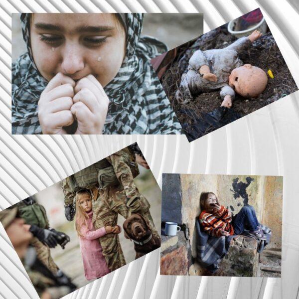 Derecho internacional a la situación de los niños en crisis y catástrofes.-