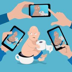 Lee más sobre el artículo SHARENTING – Sobreexposición de NNyA a redes por parte de sus padres